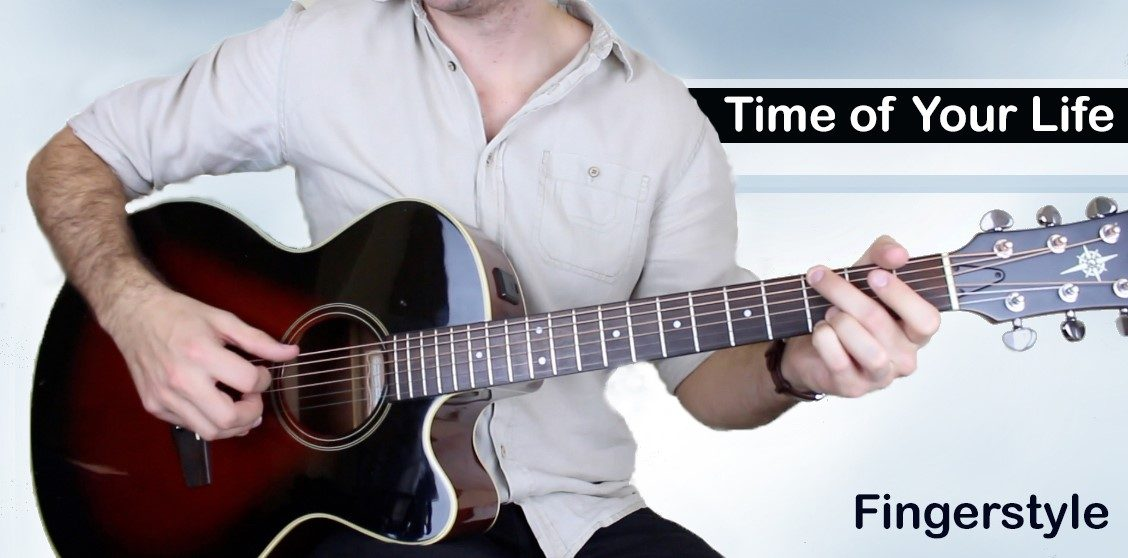 Green Day Time of Your Life Guitar Lesson