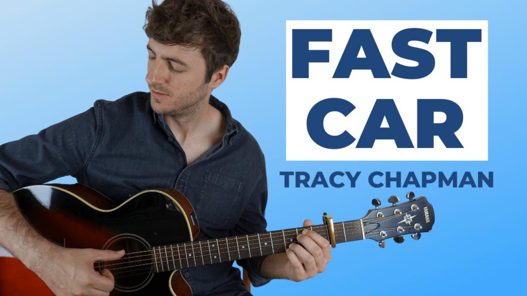 Fast Car Guitar Lesson