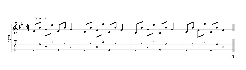 Landslide By Fleetwood Mac Fingerstyle Guitar Lesson