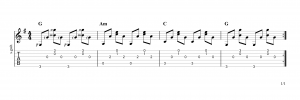 Fingerpicking Pattern 101