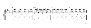 Fingerpicking Pattern 24
