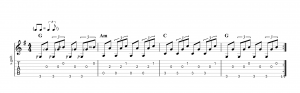 Fingerpicking Pattern 28