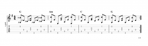 Fingerpicking Pattern 39