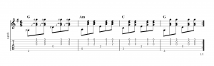 Fingerpicking Pattern 49