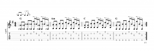 Fingerpicking Pattern 94