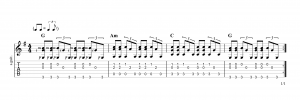 Fingerpicking Pattern 96