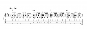 Fingerpicking Pattern 98