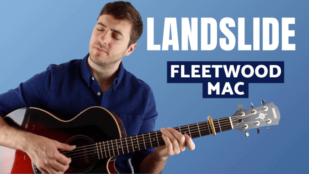 Landslide Guitar Lesson