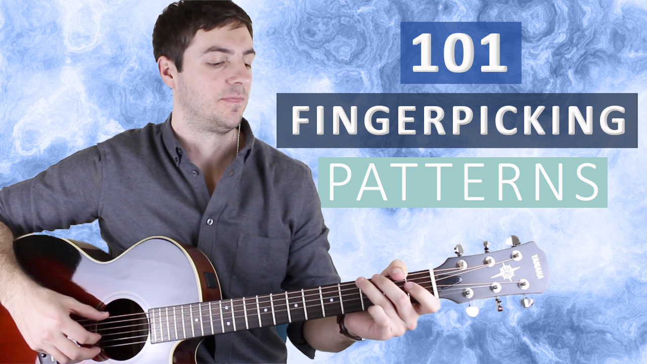 101 Fingerpicking Patterns