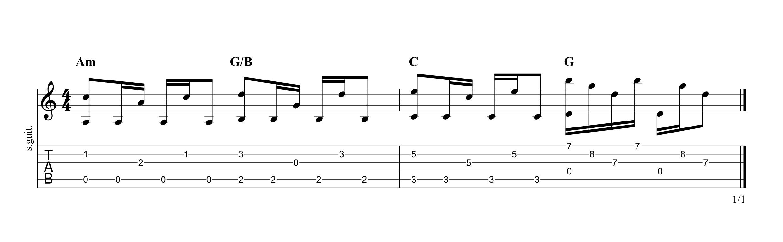 Road Trippin' Chorus