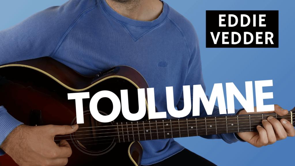 Toulumne Fingerstyle Guitar Lesson