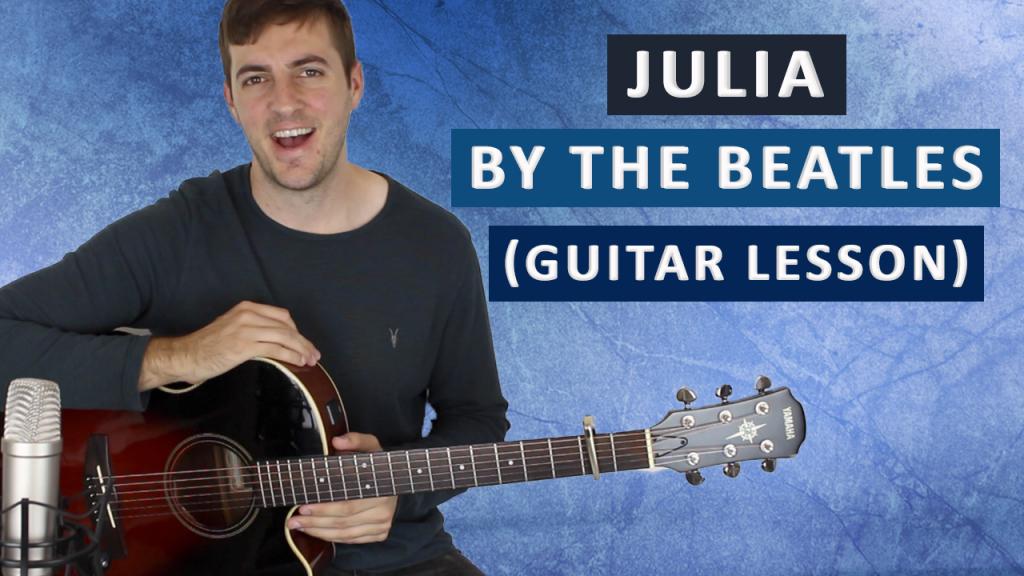 Julia Guitar Lesson