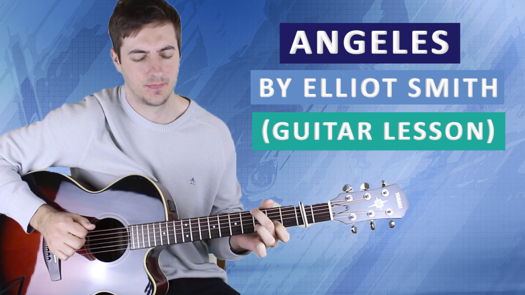 Angeles Guitar Lesson