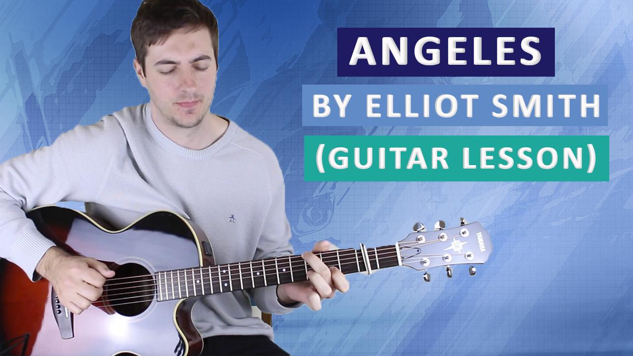 Angeles Guitar Lesson