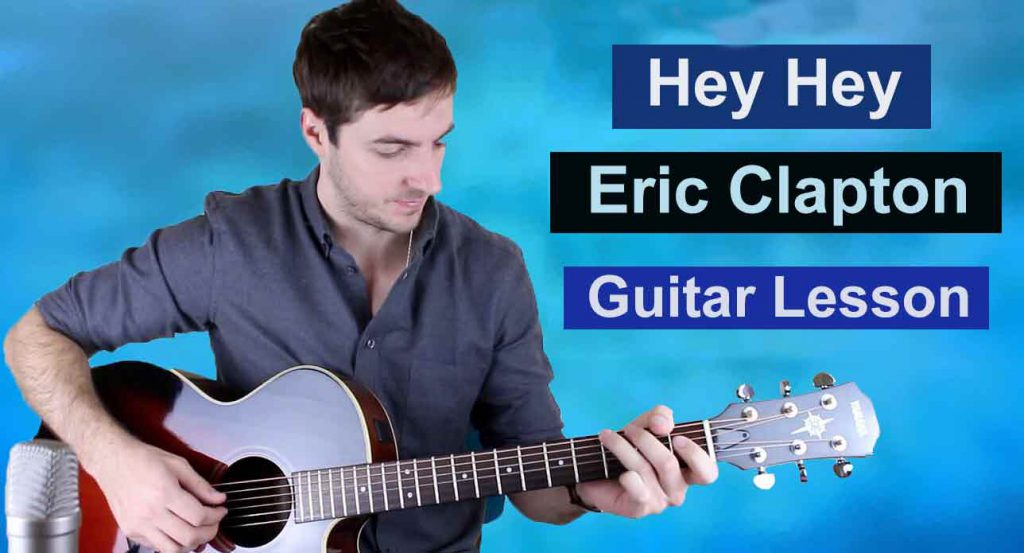 Hey Hey Eric Clapton