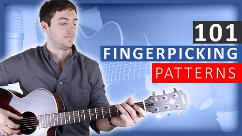 101 Essential Fingerpicking Patterns