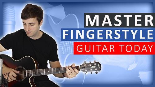 Check out one of Six String Fingerpicking's guitar courses