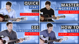 Fingerpicking Bundle Course