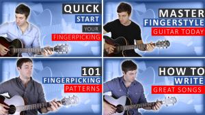 Fingerpicking Bundle Course