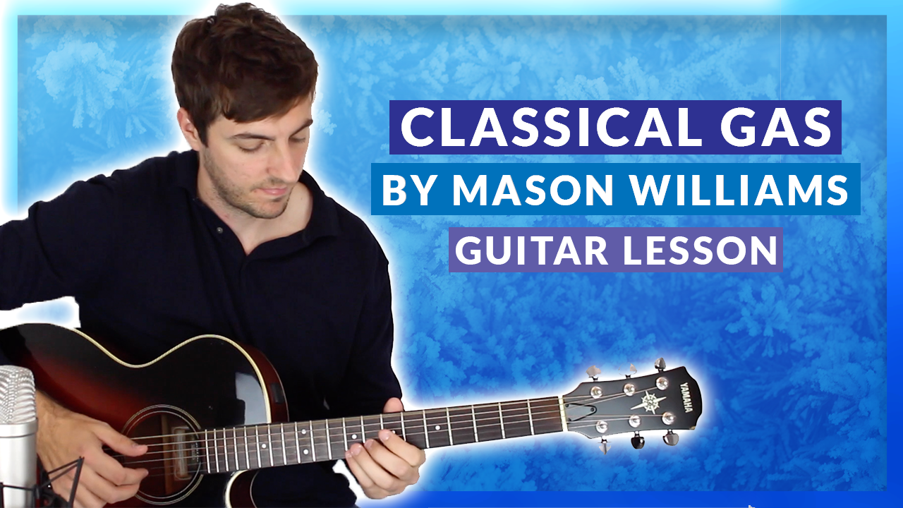 Classical Gas Guitar Lesson