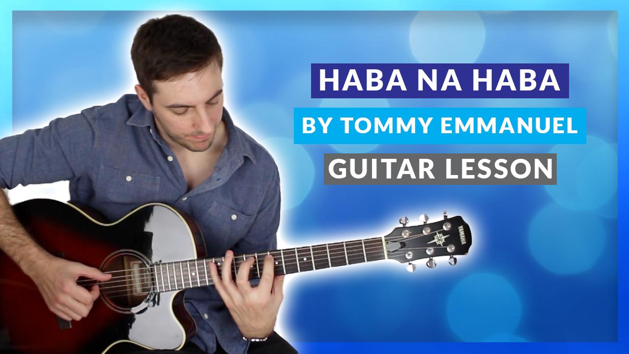 Haba na Haba Guitar Tab