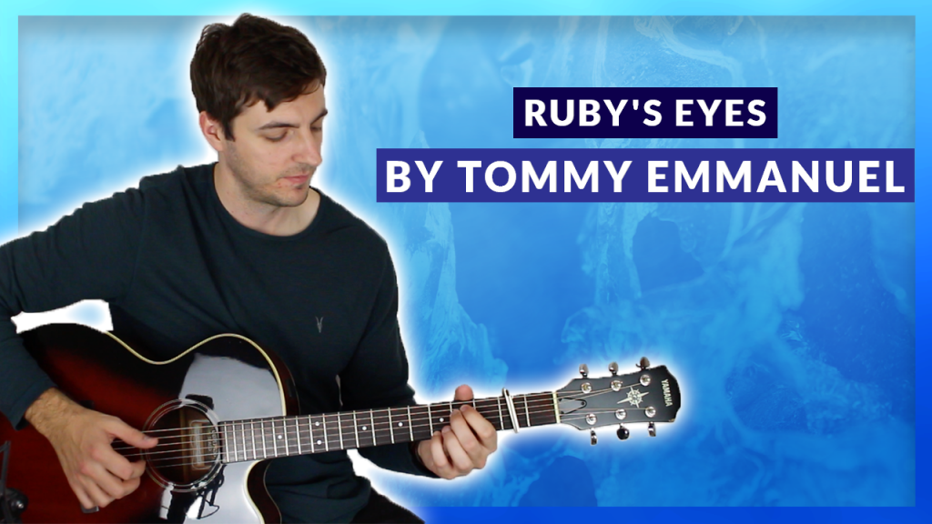 Ruby's Eyes Guitar Lesson