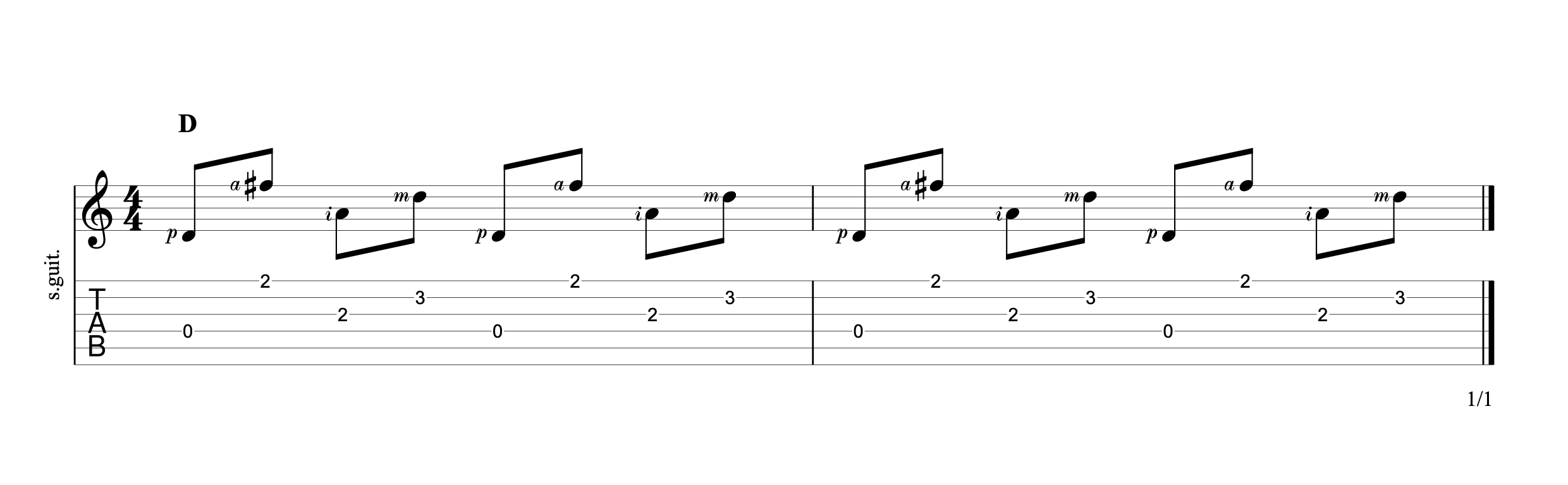 Fingerpicking Chords p9