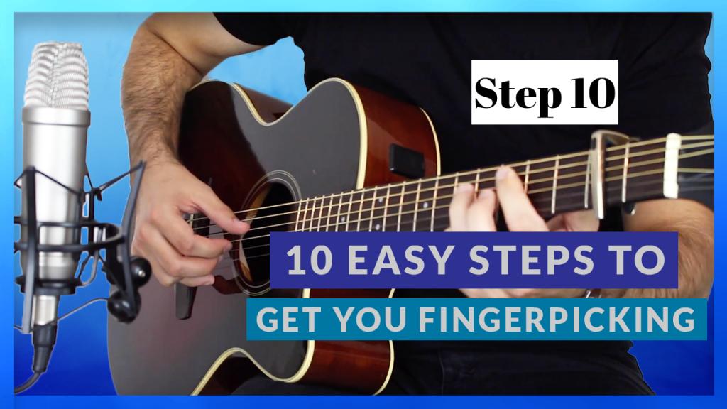 Popular Fingerpicking Patterns