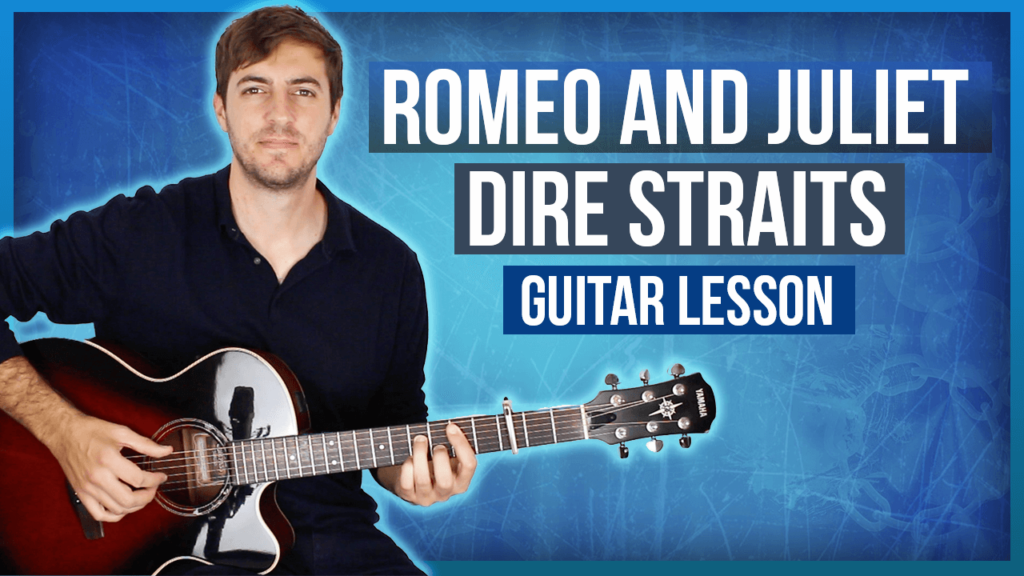 Romeo And Juliet Guitar Tab