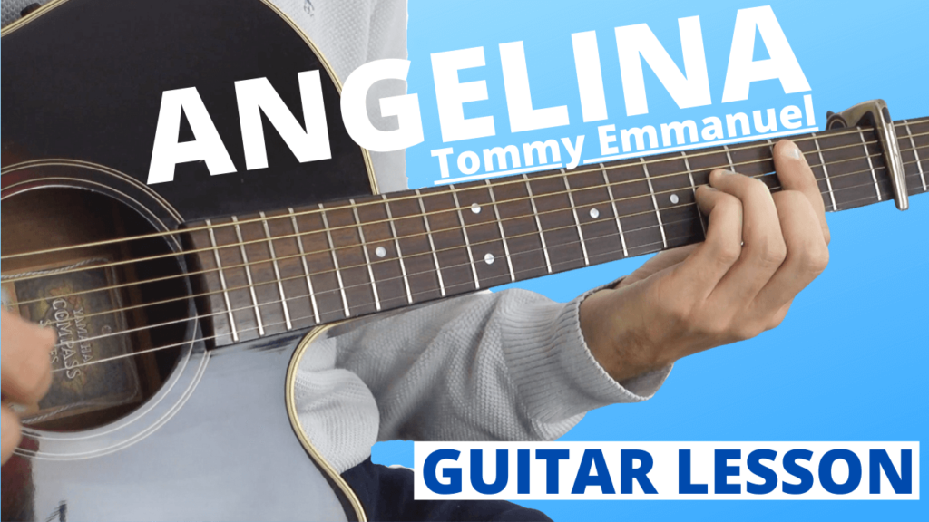Angelina Guitar TAB