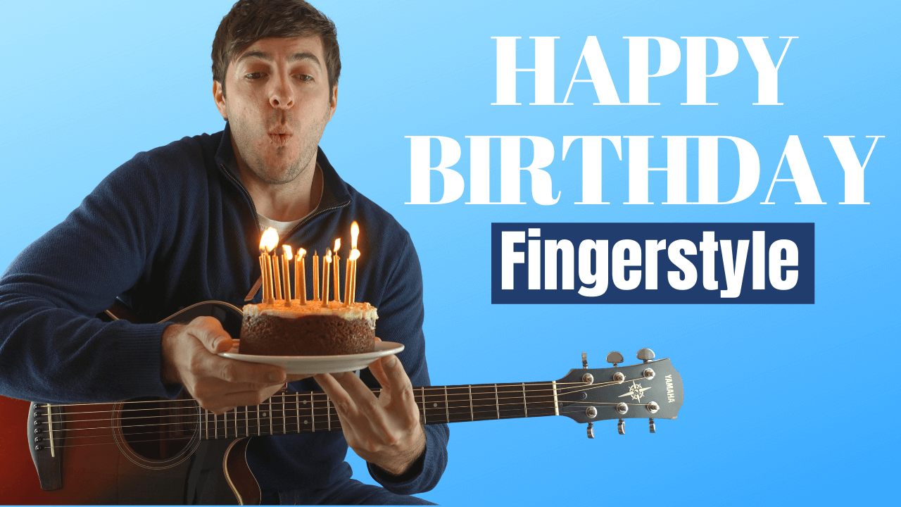 Happy Birthday Guitar Lesson