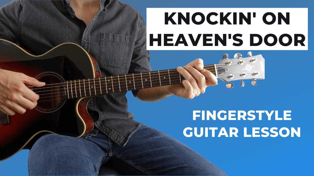 Knockin' On Heaven's Door Guitar TAB