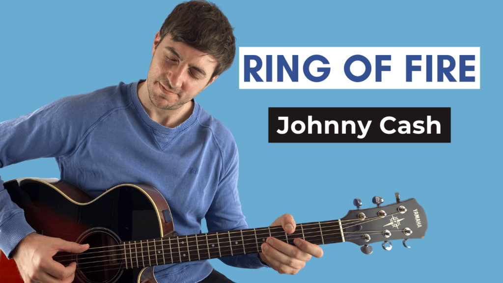 Ring of Fire Advanced Guitar Lesson