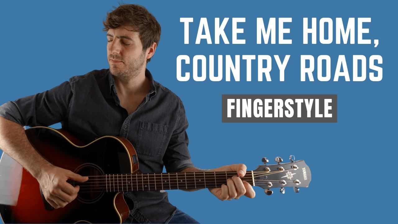 Take Me Home Guitar lesson