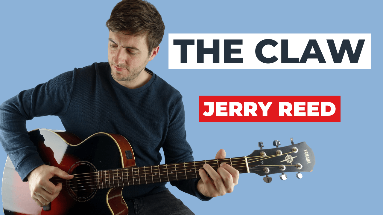 The Claw Guitar Lesson