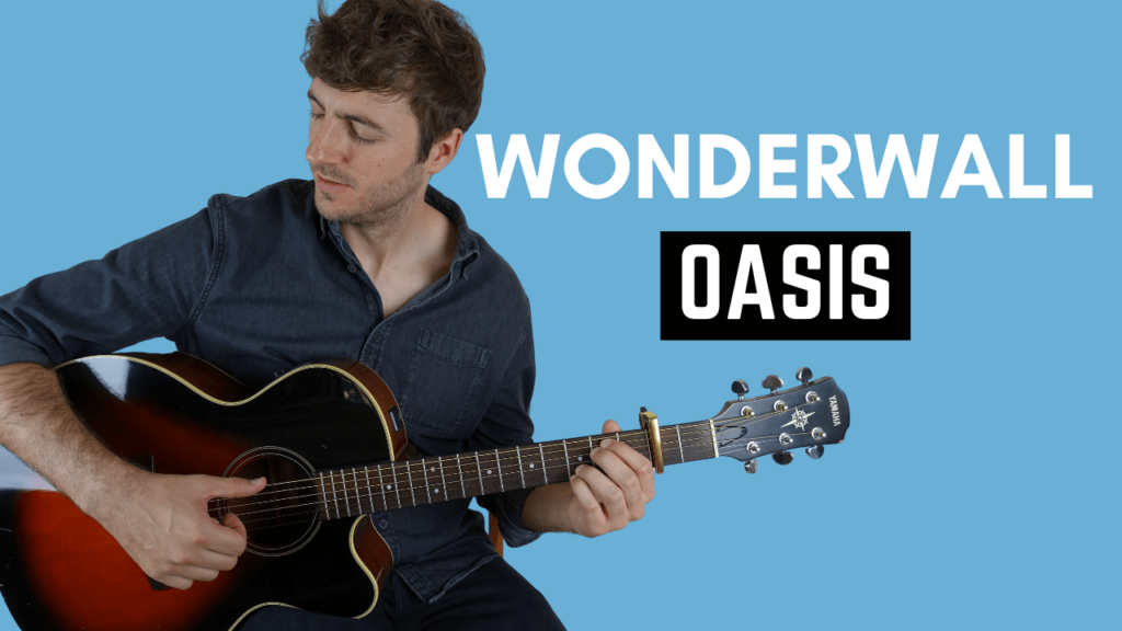 Wonderwall Guitar Lesson