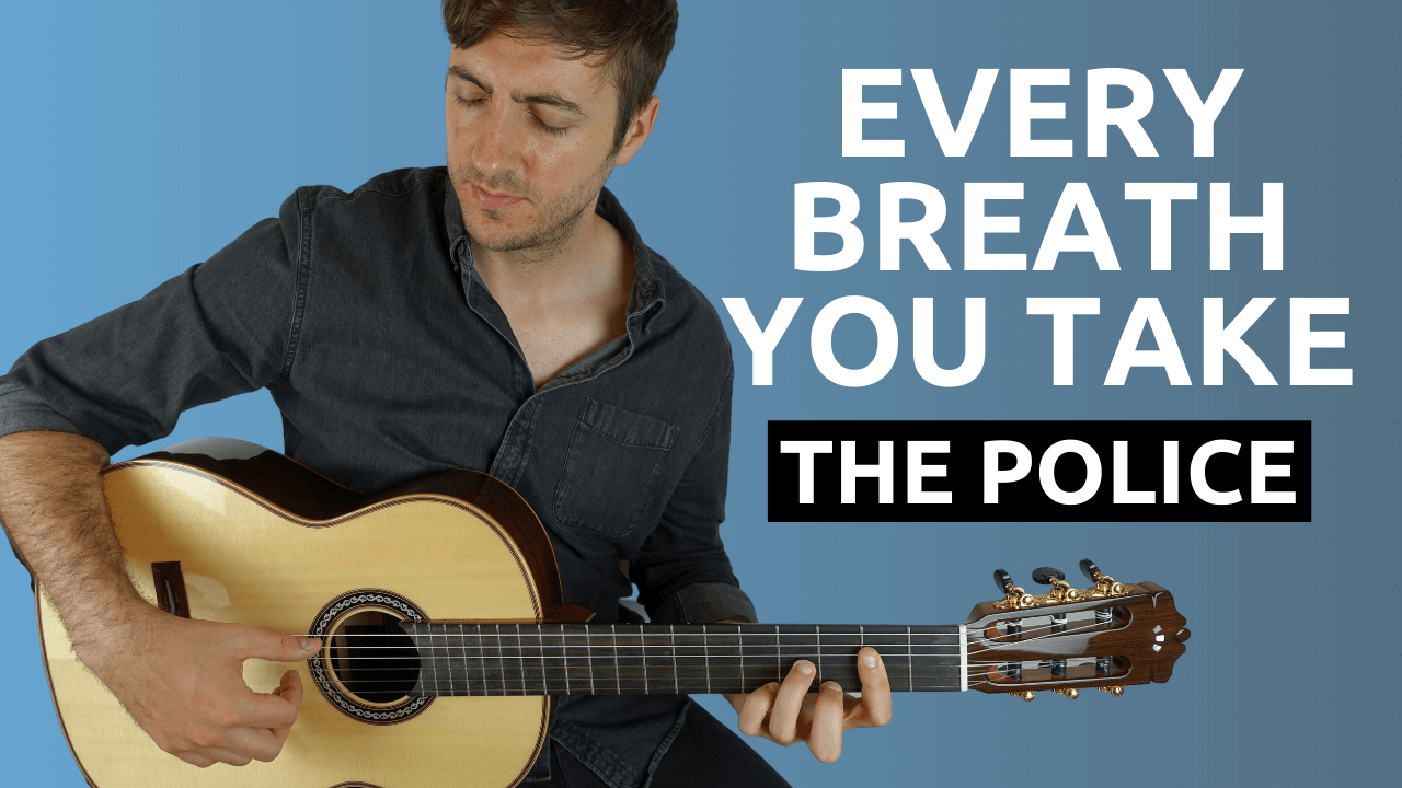 Every Breath You Take Guitar Lesson