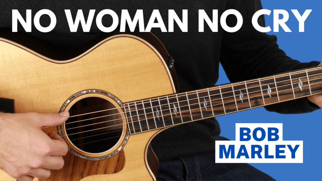 No Woman No Cry Guitar Lesson