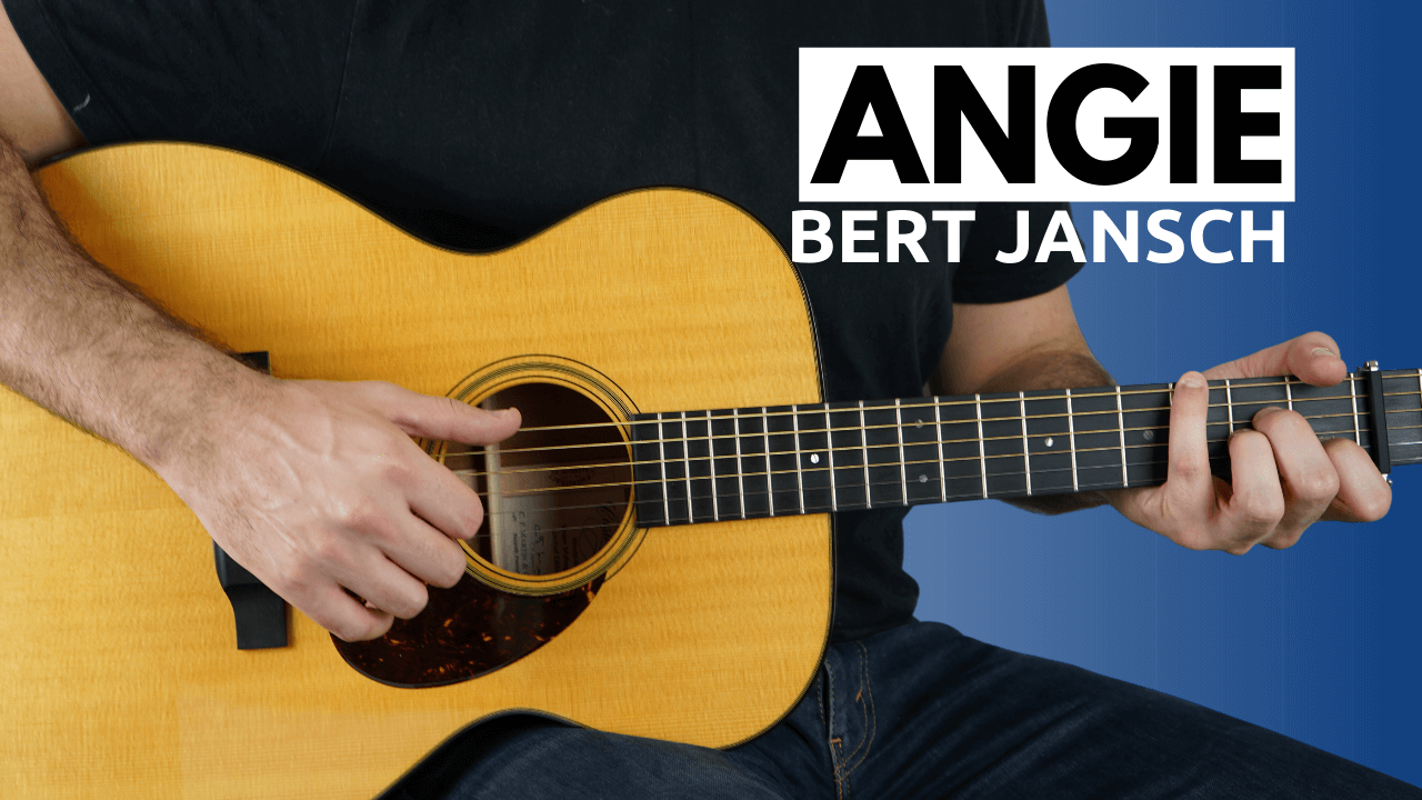 Angie Guitar Lesson