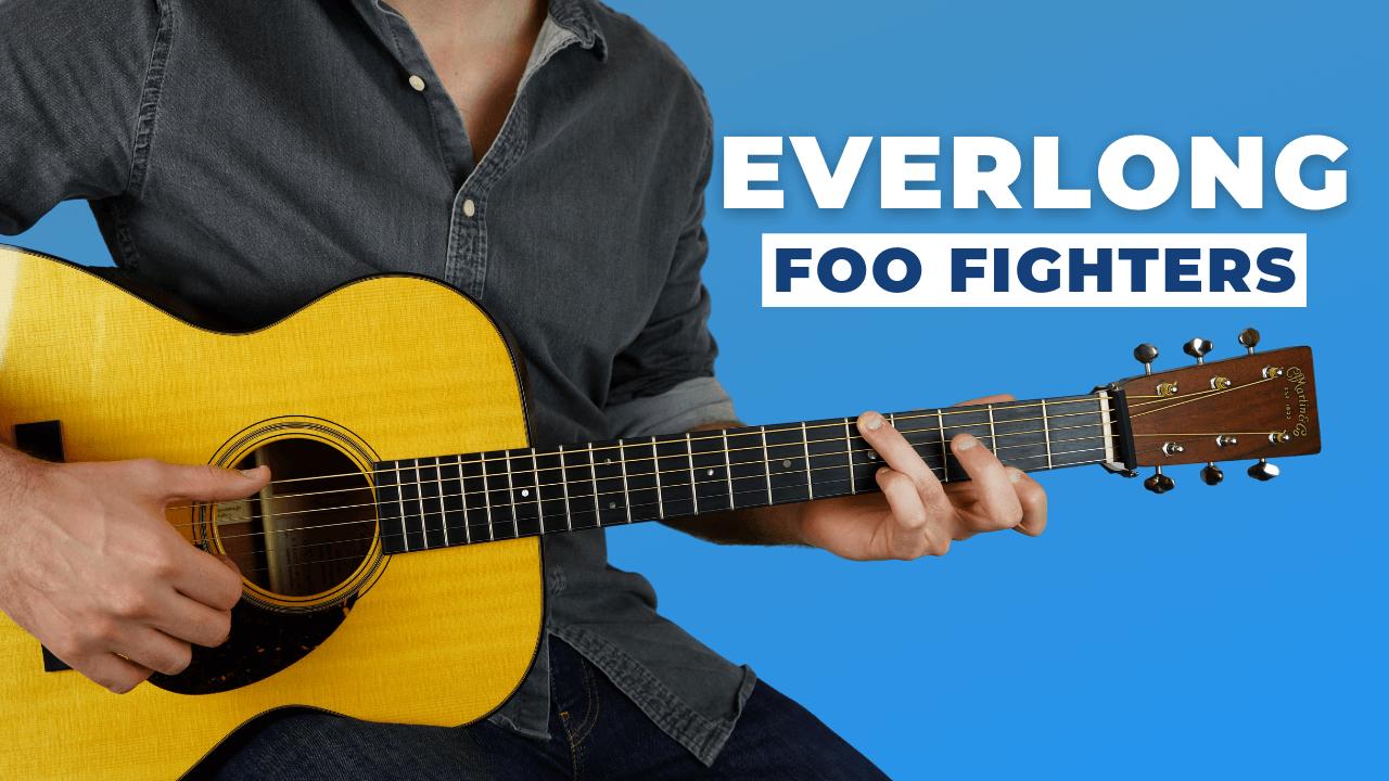 Everlong Guitar Lesson